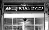 The Cleveland Arcade - Artificial Eyes