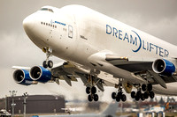 "Boeing 747-400 ""Dreamlifter "" Large Cargo Freighter (LCF)"